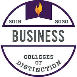 2019-2020 Business Colleges of Distinction