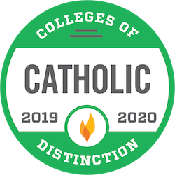 2019-2020 Catholic Colleges of Distinction