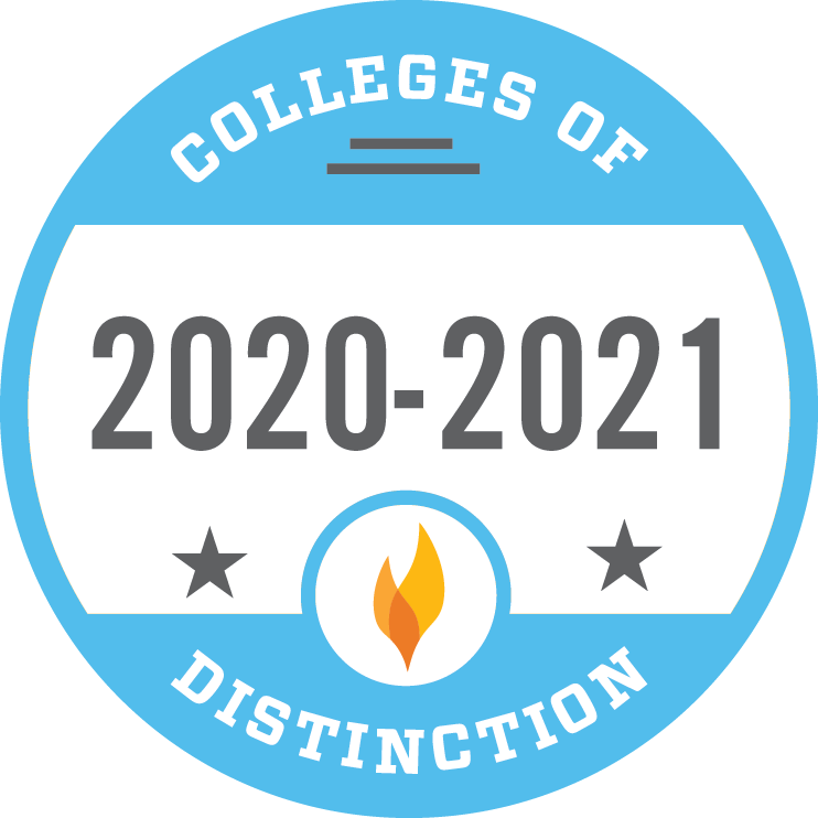 2020-21 Colleges of Distinction