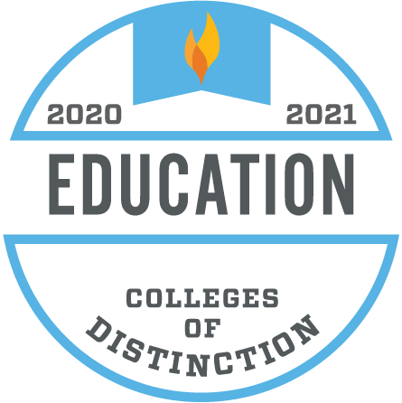 2020-21 Education Colleges of Distinction