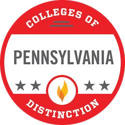 2019-2020 Colleges of Distinction Pennsylvania
