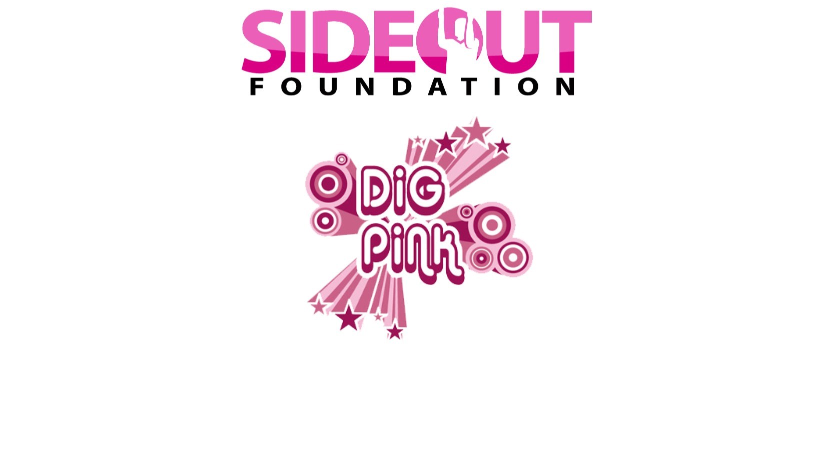 The women's volleyball team raised $1,537 as part of the Sideout Foundation's Dig Pink event.