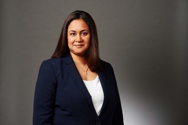 Rhea Fernandes, M.S., Psy.D., '00, '12, the senior vice president and chief operating officer of Devereux Advanced Behavioral Health.
