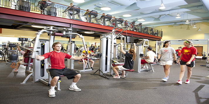 The new Exercise Science major provides students with a strong understanding of the scientific and behavioral aspects of fitness and wellness that can be used to promote health and wellness throughout the community and the world.