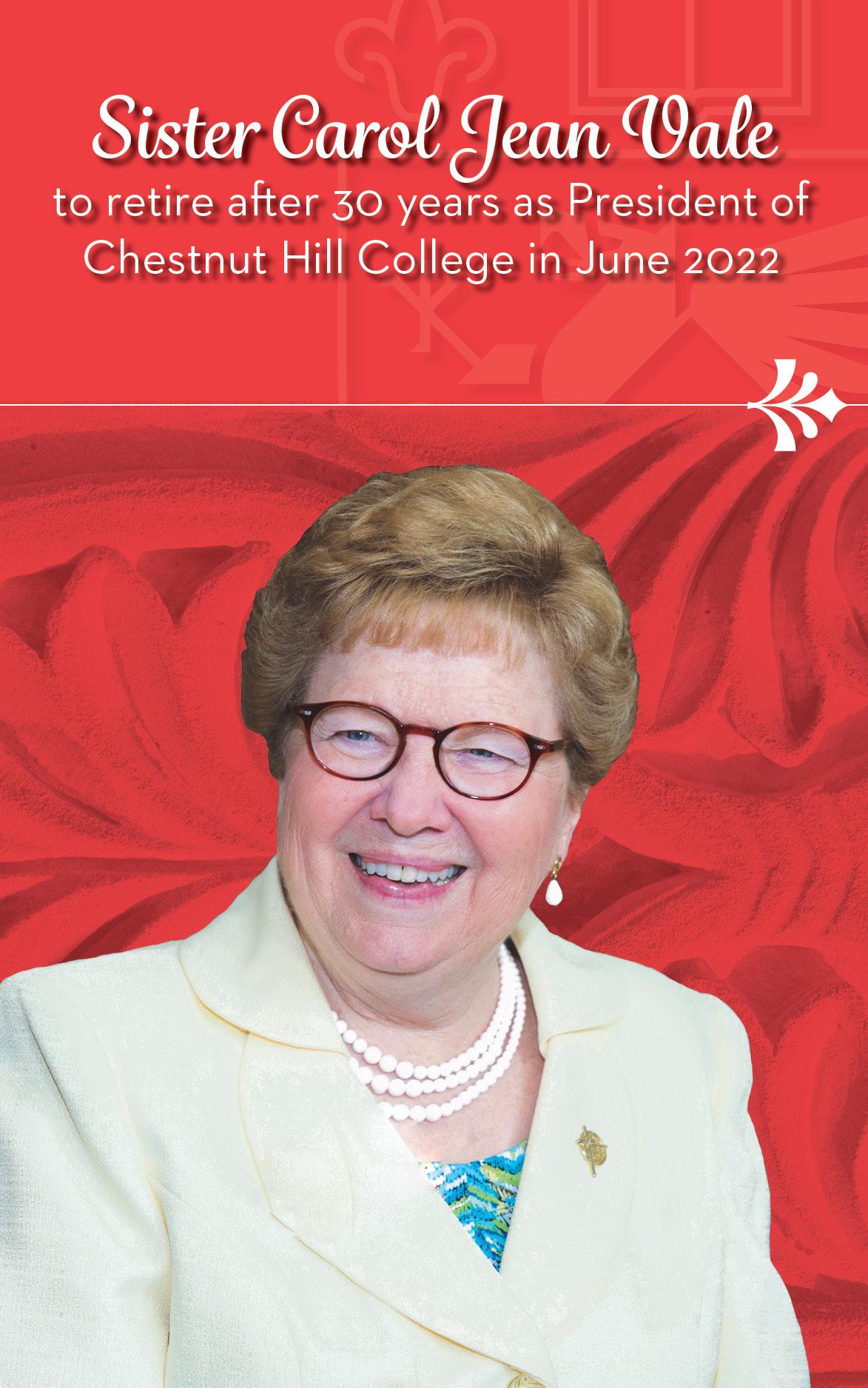 Sister carol retirement message