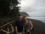 Waipio Valley and Black Sand Beach