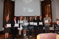 high school essay winners