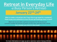 Busy Person's Retreat