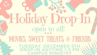 Holiday Drop-In