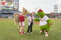 2nd Annual 'CHC Night at the Phillies' a Huge Success 2