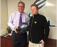 Kyle DeRiemer '09 Turns Internship with Philadelphia Soul into Career in Sports Management 2