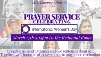 International Women's Day Prayer Service
