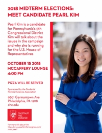 Pearl Kim Poster