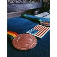 Tomas Greer's bronze medals