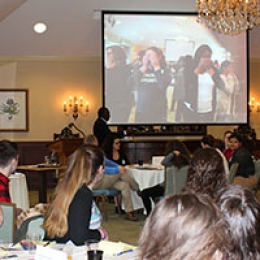 On Saturday, Chestnut Hill College hosted the annual SEPCHE Diversity and Inclusion Workshop, which this year was led by Maurice Hall, Ph.D., and Terry Nance, Ph.D., of Villanova University.