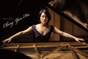 "Chestnut Hill College proudly presents Ching-Yun Hu, a Taiwanese-American pianist, recognized around the world for her ""first-class talent"" and ""poetic use of color and confidently expressive phrasing,"" according to the Philadelphia Inquirer."