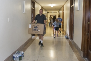 Move-in day 2016