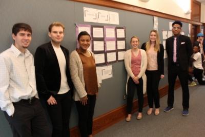 science students presentation