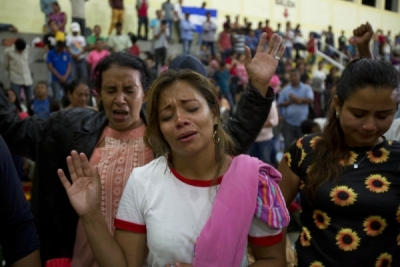 https://www.telegraphindia.com/world/honduran-exodus-to-the-us-from-hunger-and-violence/cid/1672019