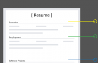 Resume image