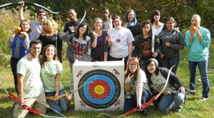 Archery club photo
