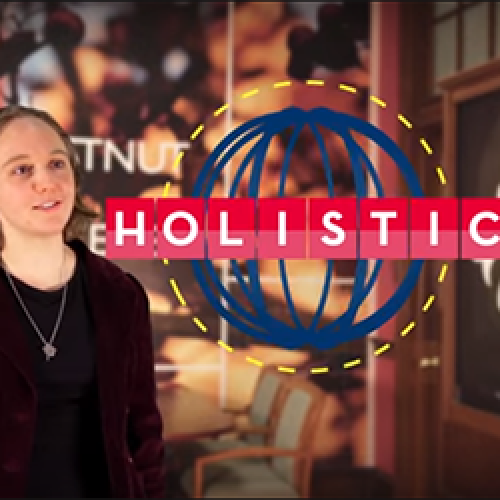 "The word ""Holistic"""