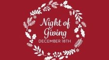 Night of Giving December 18th, 2020