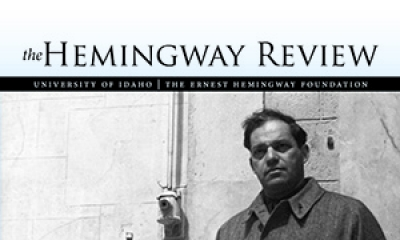 The Hemingway Review cover