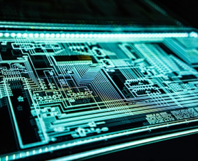Cyber circuit board