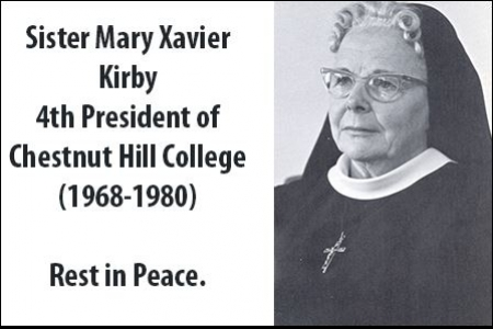 Sister Mary Xavier Kirby
