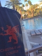 chc bag poolside