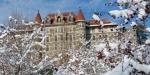 Chestnut hill college winter