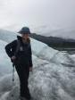 Laura Lupin glacier