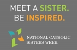 National Catholic Sisters Week logo