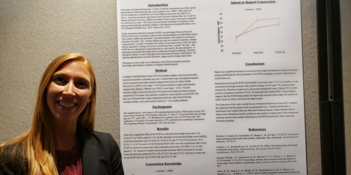 Sarah Gulick, Neuropsychology Conference