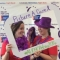 The GAC ran a photo booth at Relay for Life.
