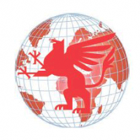 Globe with Griffin