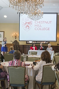 Alumni of all ages gathered to take part in the annual fall conference, held on September 17th