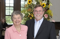 The Denny Family has contributed in many ways to the college